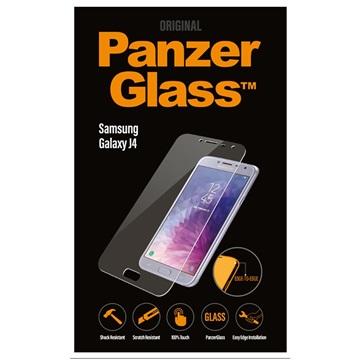PanzerGlass Samsung Galaxy J4 Skjermbeskytter i Herdet Glass