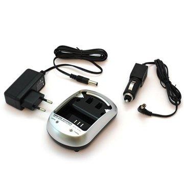 Videokamera Batteri Lader - Sony NP-FA50, NP-FA70, NP-FA90