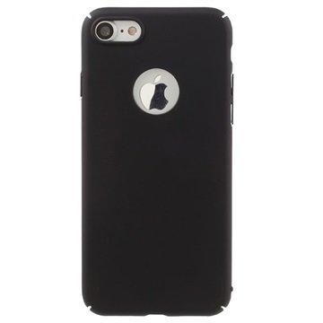 iPhone 7 / iPhone 8 Gummiert Deksel - Svart