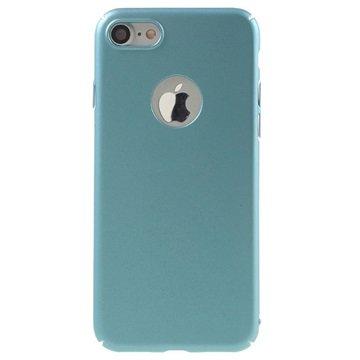 iPhone 7 / iPhone 8 Gummiert Deksel - Blå