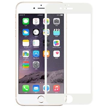 iPhone 6 Plus/6S Plus Rurihai 4D Anti-Blue Ray Skjermbeskytter i Herdet Glass - Hvit