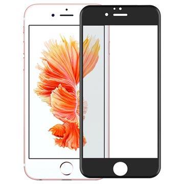 iPhone 7 Rurihai 4D Full Size Skjermbeskytter i Herdet Glass - Svart