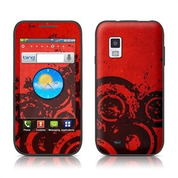 Samsung Fascinate Bullseye Skin