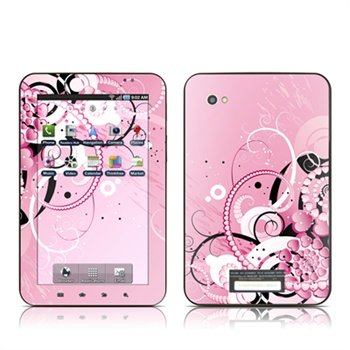 Samsung P1000 Galaxy Tab Her Abstraction Skin