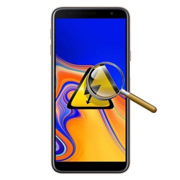 Samsung Galaxy J4+ Diagnose