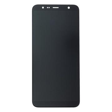Samsung Galaxy J4+, Galaxy J6+ LCD-skjerm GH97-22582A - Svart