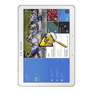 Samsung Galaxy Tab Pro 10.1 Diagnose
