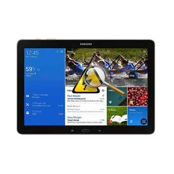 Samsung Galaxy Tab Pro 12.2 Diagnose