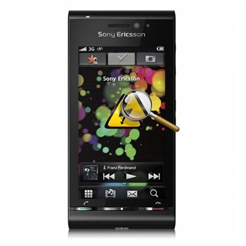 Sony Ericsson Satio U1 Diagnose