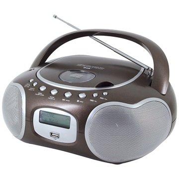 Soundmaster SCD4200 Stereo DAB+/FM PLL Radio - Brun