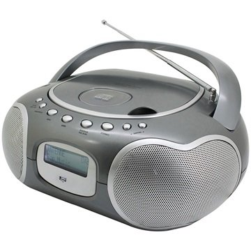 Soundmaster SCD4200 Stereo DAB+/FM PLL Radio - Titan