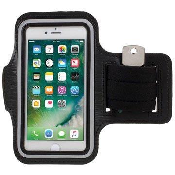 iPhone 7 / iPhone 8 Sports Armbånd - Svart
