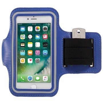 iPhone 7 / iPhone 8 Sports Armbånd - Mørkeblå
