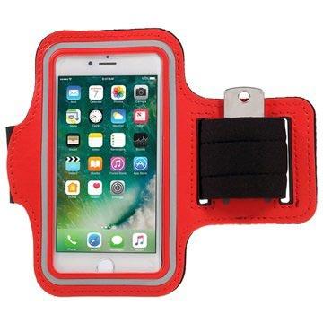 iPhone 7 / iPhone 8 Sports Armbånd - Rød