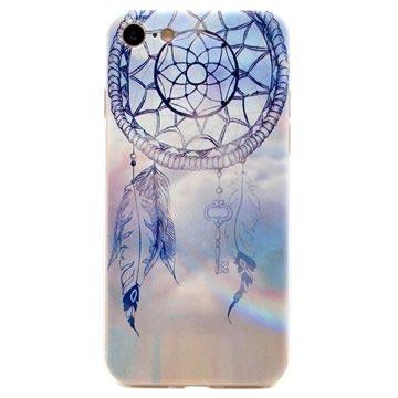 iPhone 7 / iPhone 8 TPU-deksel - Drømmefanger