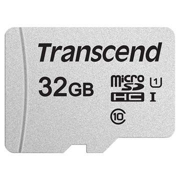 Transcend 300S MicroSDHC Minnekort TS32GUSD300S - 32GB