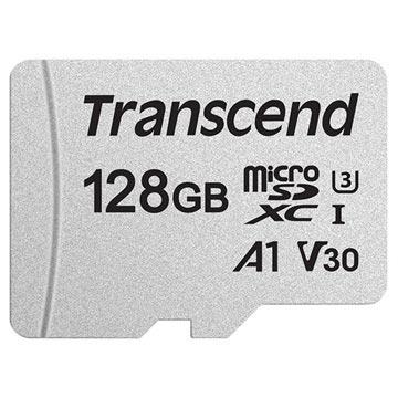Transcend 300S MicroSDXC Minnekort TS128GUSD300S - 128GB