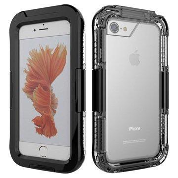 iPhone 7 / iPhone 8 Vanntett Mobilpose - Svart