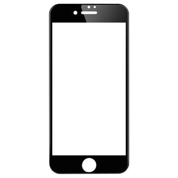 iPhone 7 Wuw-G08 4D Full Coverage Skjermbeskytter i Herdet Glass - Svart