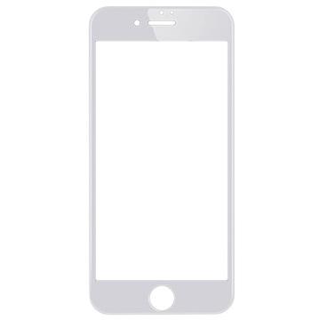 iPhone 7 Plus Wuw-G08 4D Full Størrelse Skjermbeskytter i Herdet Glass - Hvit