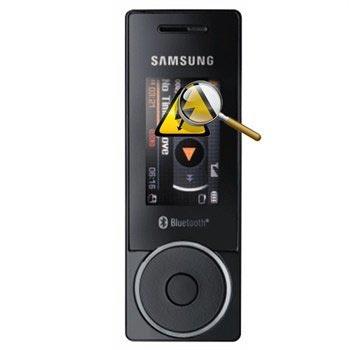 Samsung X830 Diagnose