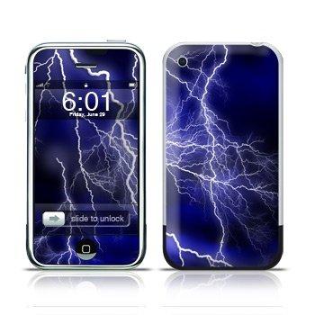 iPhone Apocalypse Skin - Blå
