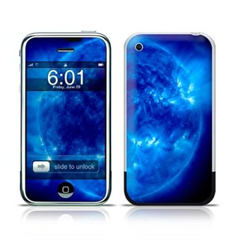 iPhone Blue Giant Folie
