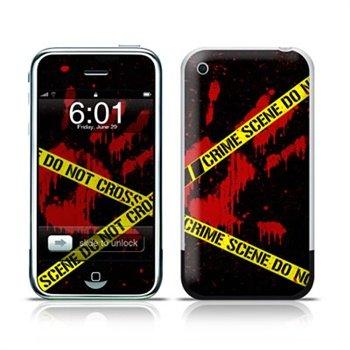 iPhone Crime Scene Folie