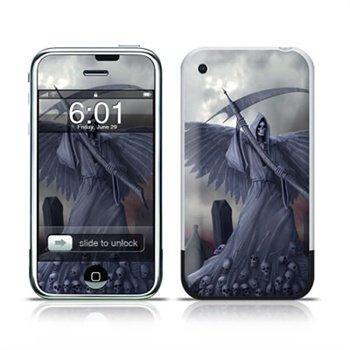 iPhone Death On Hold Folie