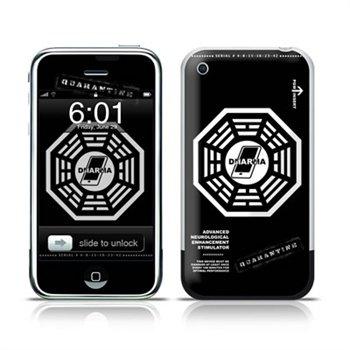 iPhone Dharma Folie - Sort