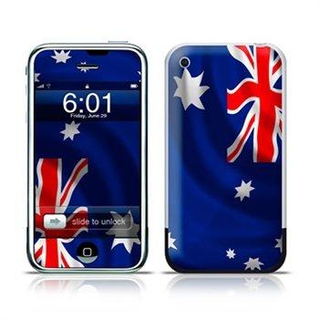 iPhone Down Under Folie