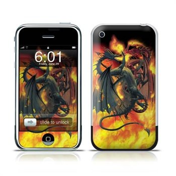 iPhone Dragon Wars Folie
