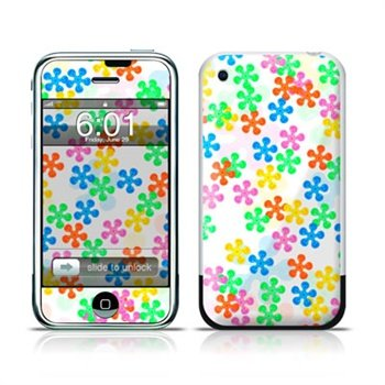 iPhone Flower Power Skin