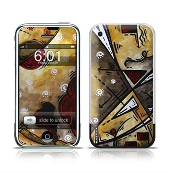 iPhone Lost Environment Skin