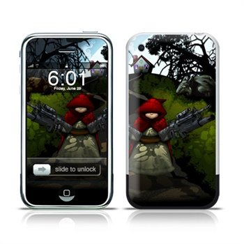 iPhone Lil' Red Skin