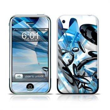 iPhone Cobalt Nexus Skin