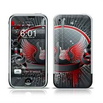 iPhone Rock Out Skin