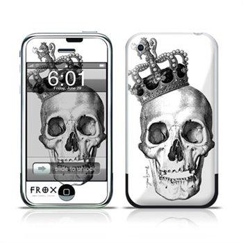 iPhone Skull King Skin