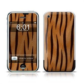 iPhone Tiger Stripes Folie