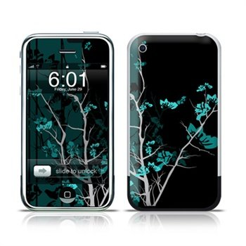 iPhone Aqua Tranquility Skin