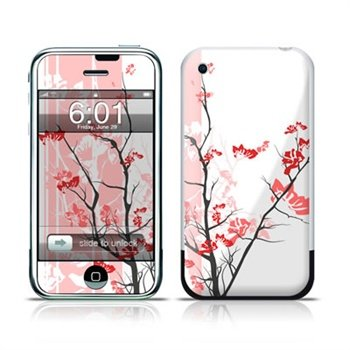 iPhone Tranquility Folie - Rosa