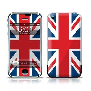iPhone Union Jack Folie