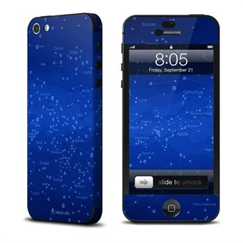 iPhone 5 Constellations Skin