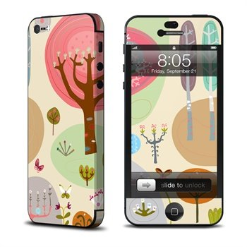 iPhone 5 Forest Skin