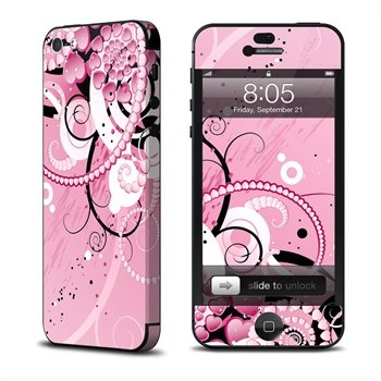 iPhone 5 Her Abstraction Skin
