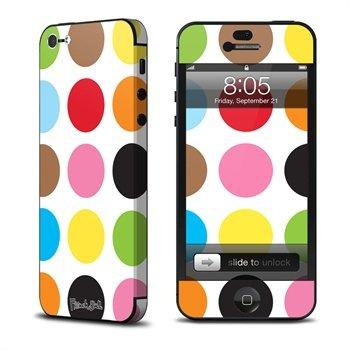 iPhone 5 Multidot Skin