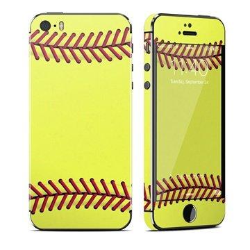 iPhone 5S, iPhone SE Softball Skin