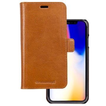 dbramante1928 Lynge iPhone XR Lommebok-deksel I Skinn - Brun