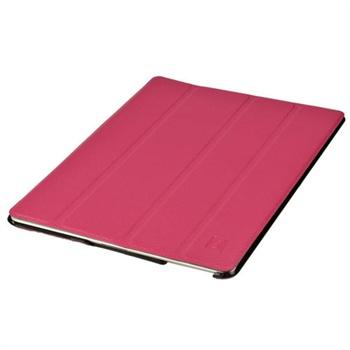 iPad 2, iPad 3, iPad 4 iGadgitz Lær Veske - Rosa