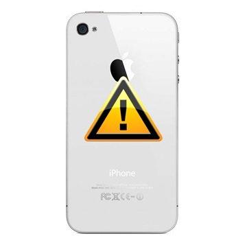 Utskifting av iPhone 4 bakdeksel